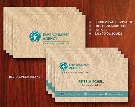 single sided business card template psd business card template psd 22 free editable files