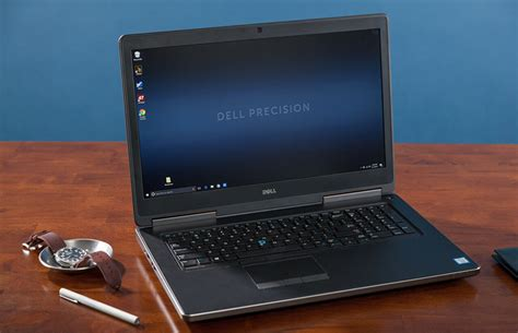dell precision  review  brawny beast  tons