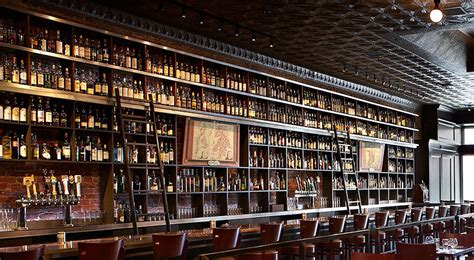 top ten bars in america the top bourbon bars in america northeast region the