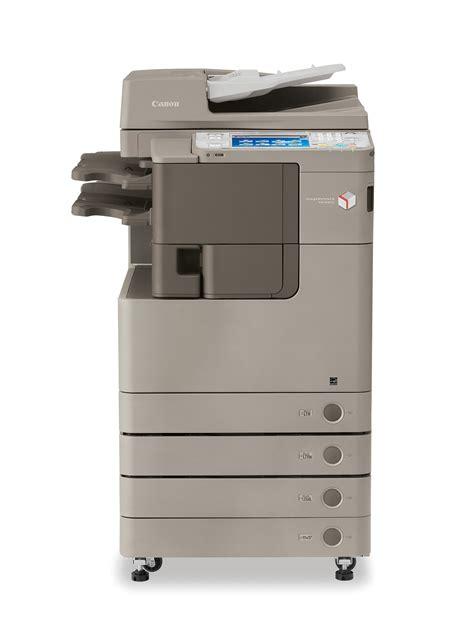 Printer Canon Copy canon imagerunner advance 4035 printer copierguide