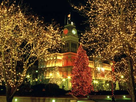 louisville lights kentucky christmas landscapes