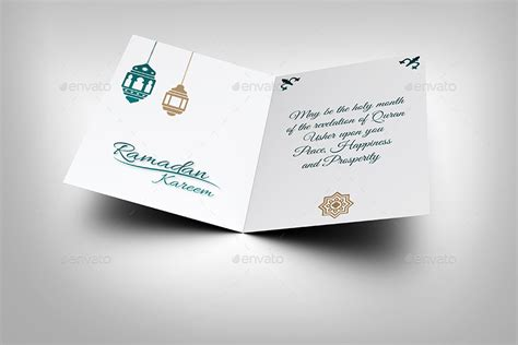 iftar menu card template ramadan kareem greeting card by owpictures graphicriver