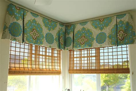 valances curtains windows you to see turquoise patterned window valances by