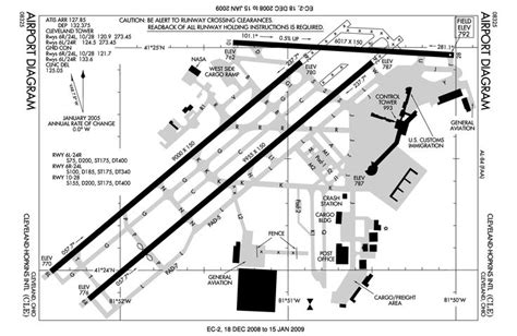 airport design editor effects cleveland hopkins airport diagram travel pinterest