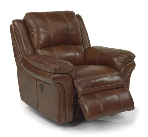 large reclining dandridge leather power recliner 135150p