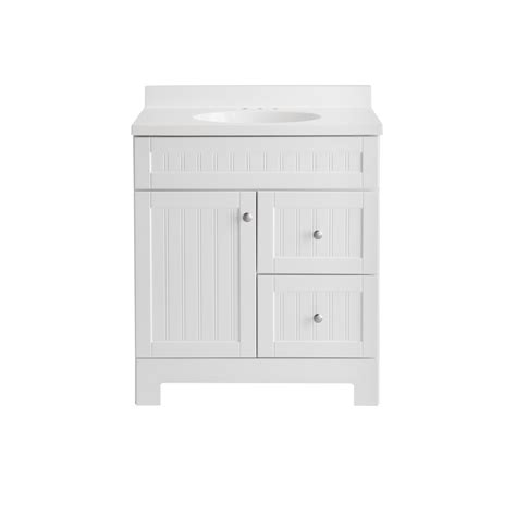 lowes bathroom vanity shop bathroom vanities with tops at