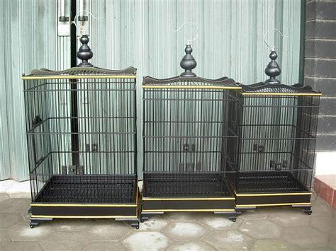 Karpet Sangkar Burung Kotak No 2 wisata kicau bird farm jenis sangkar