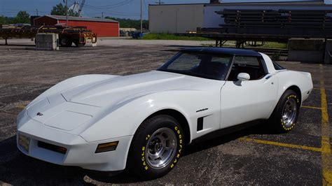 1982 chevrolet corvette coupe t102 kansas city 2016