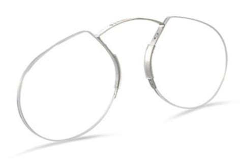 eyeglasses without temples and in trend blogvision