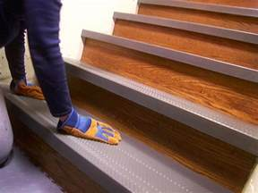 installing non slip stair treads how tos diy
