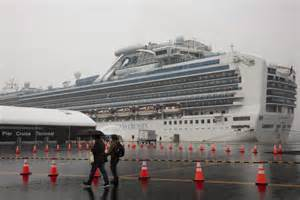 covid  americans evacuated  japanese cruise ship