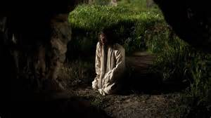 in the garden of gethsemane jesus prays in the