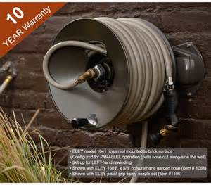 rapid reel wall mount garden hose reel garden hose reels water hoses eleyhosereels