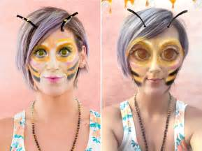 Skeleton Costumes Bring Snapchat Filters To Life With These Halloween Makeup Hacks Brit Co