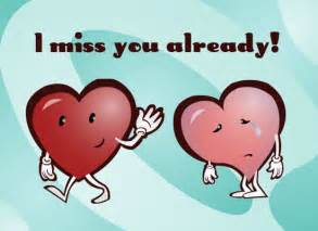 myfuncards i miss you already send free dating ecards thinking of you greetings