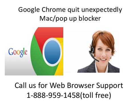 Chrome Quit Unexpectedly | 1 888 959 1458 google chrome didn t shut down correctly