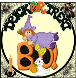 Trick Or Treat Graphic 8 glitter graphics the community for graphics enthusiasts