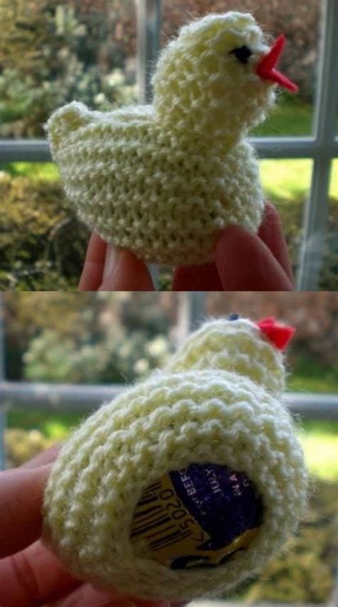 knitting pattern easter chick creme egg free free chicks knitting pattern patterns knitting bee