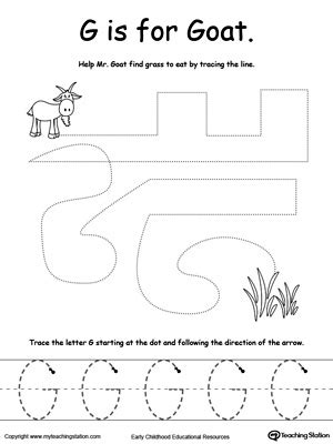 letter    goat myteachingstationcom