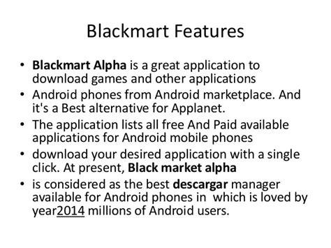 blackmart us blackmart alpha and blackmart alpha apk