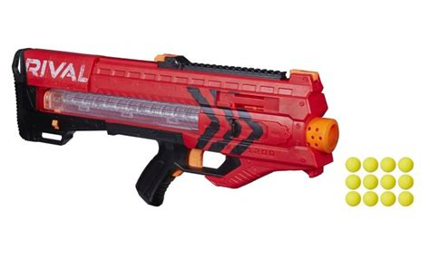Kaos Team Sniper the nerf rival zeus gun shoots balls at 70 mph