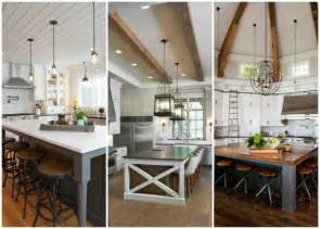 Contemporary Kitchen Design Ideas Tips Modern Farmhouse Kitchens For Gorgeous Fixer Upper Style