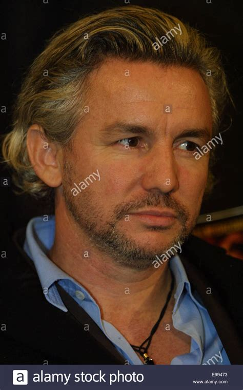 baz luhrmann baz luhrmann director of moulin at glasgow theatre for stock photo royalty free