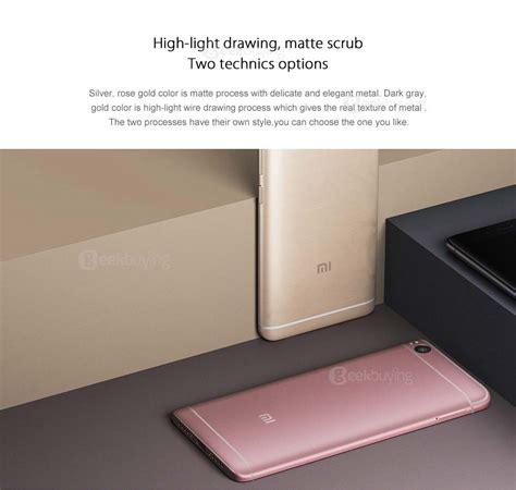 Mi 5 S 4gb xiaomi mi 5s 4gb 32gb smartphone silver