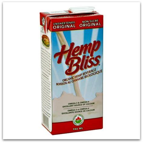 Hemp Your by Make Your Own Organic Hemp Milk Naturale