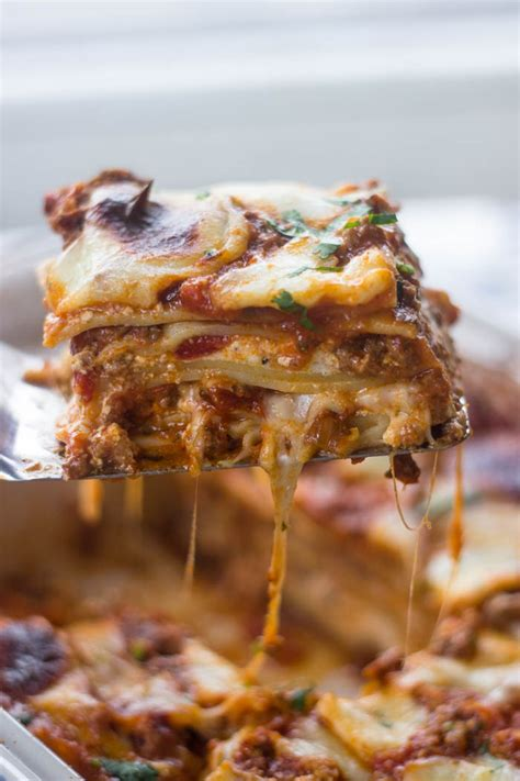 best lasagne best lasagne recipe dishmaps