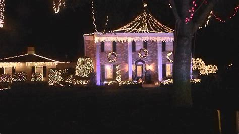 xmas lights in miami dade county beautiful lights on church ave dade city fl