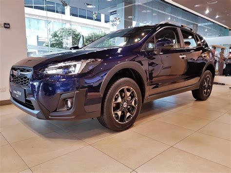 subaru malaysia 2017 2018 subaru dark blue pearl new car release date and