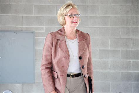 Desk Clock Gift Missouri Senator Claire Mccaskill Chosen For Jury Duty Kbia