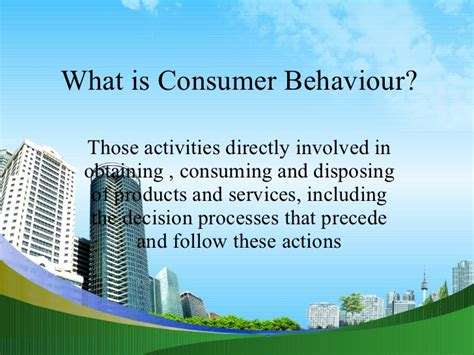 Mba Ppt On Consumer Behaviour by Consumer Behaviour Marketing Ppt Bec Doms