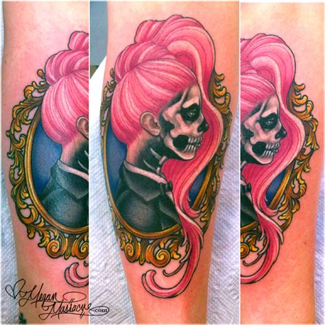 tattoos megan massacre