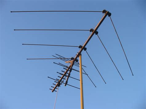 how to install a tv antenna or aerial 4