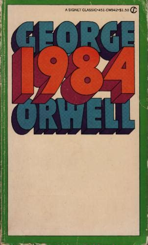 almost odis my preppy with my books this classic book from george orwell was the third book