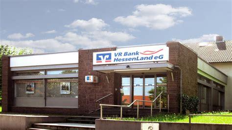 vr bank neukirchen vr bank hessenland eg gesch 228 ftsstelle schrecksbach in