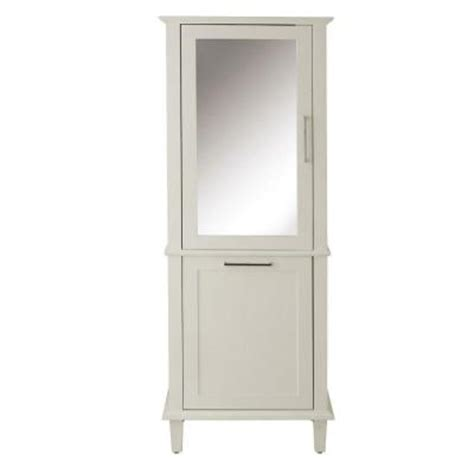 sonoma linen cabinet with her home decorators collection sonoma 23 in w x 60 in h x 15