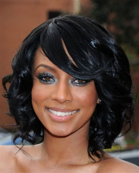 Hairstyles For Black With Medium Hair by 15 Black Hairstyles For Medium Length Hair Haircuts
