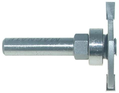 magnate  slot cutter router bit  top mounted