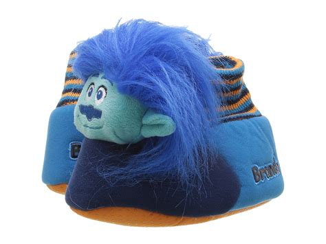 toddler character slippers favorite characters trolls slipper 3tlf205 toddler