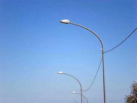 palo illuminazione pubblica porto empedocle cede palo dell illuminazione pubblica