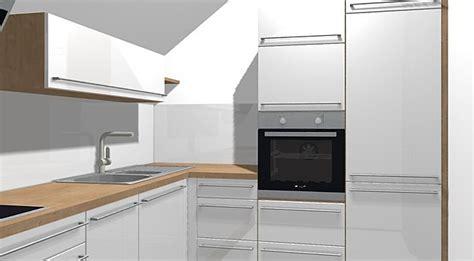 hochglanz küche modernes wohnzimmer braun