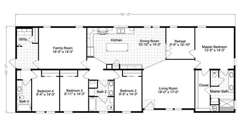 palm harbor floor plans view pelican bay ii floor plan for a 2262 sq ft palm