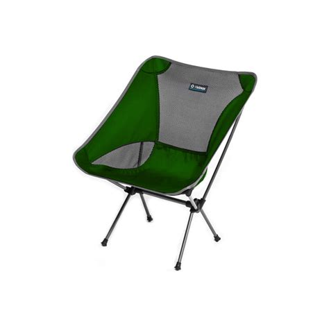 Compact Folding Chair by Helinox Chair One Compact Folding C Chair Green Ebay