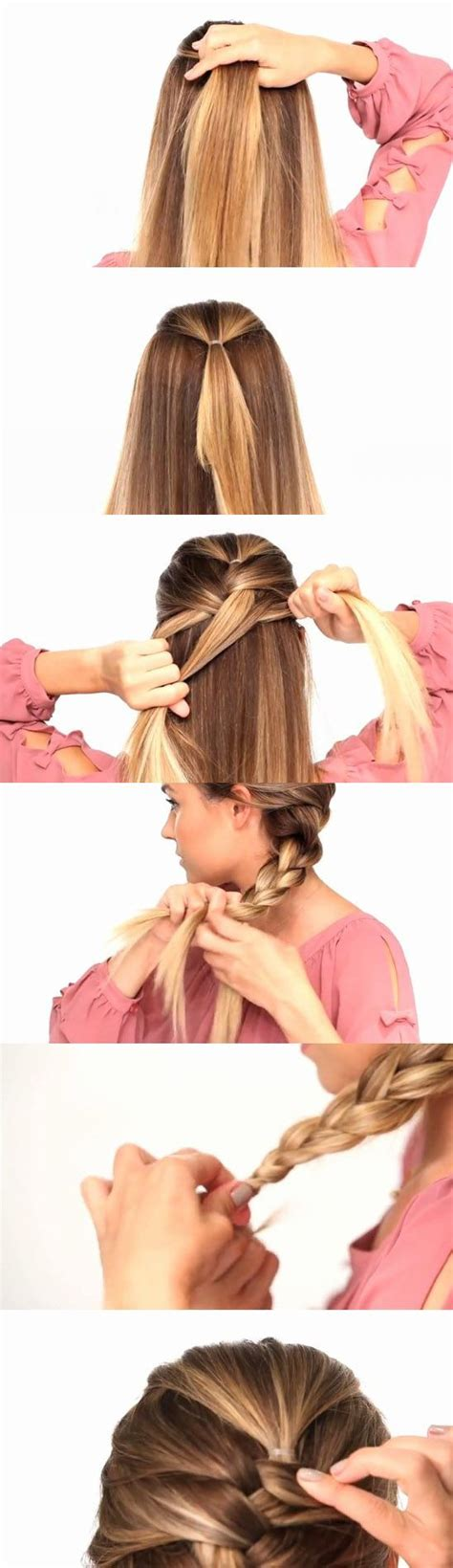 chrissy lkin french braid 193 best do it yourself updos images on pinterest hair