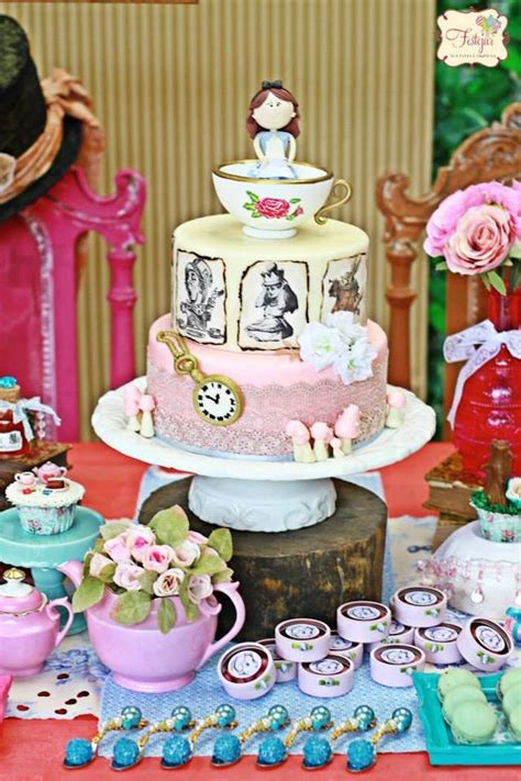 Alice In Wonderland Party Giveaways - kara s party ideas alice in wonderland tea party via kara s party ideas