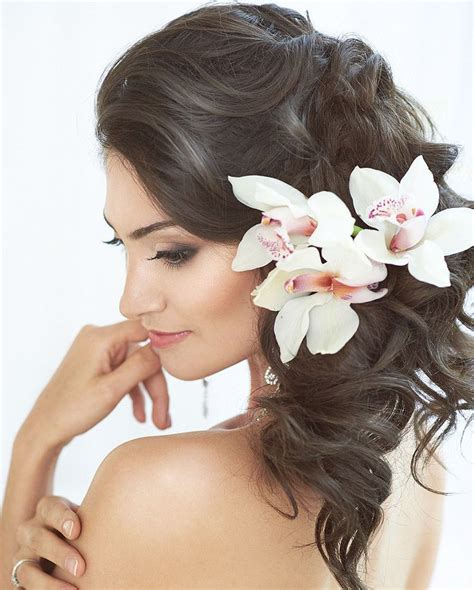 31 best wedding hair flowers images on wedding