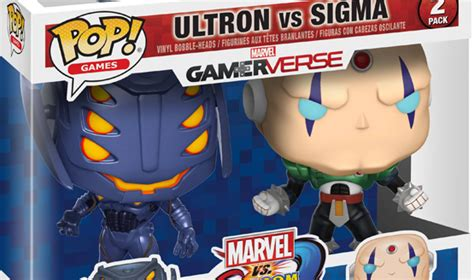 Funko Pop Marvel Vs Capcom Infinite Captain Marvel Vs Chun Li mvc infinite costume dlc teased by funko pops
